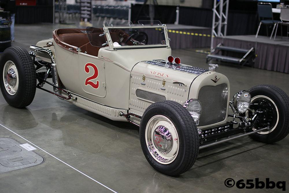 Classic LA Auto Show #2 car-tografi