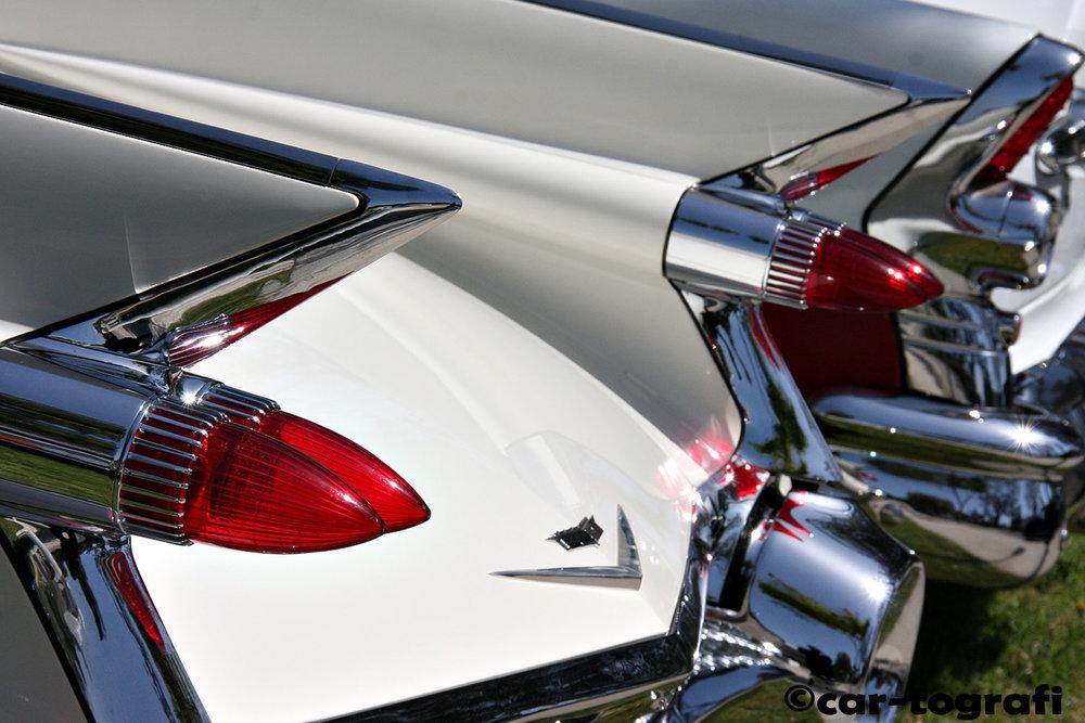 Winging it Cadillac car-tografi