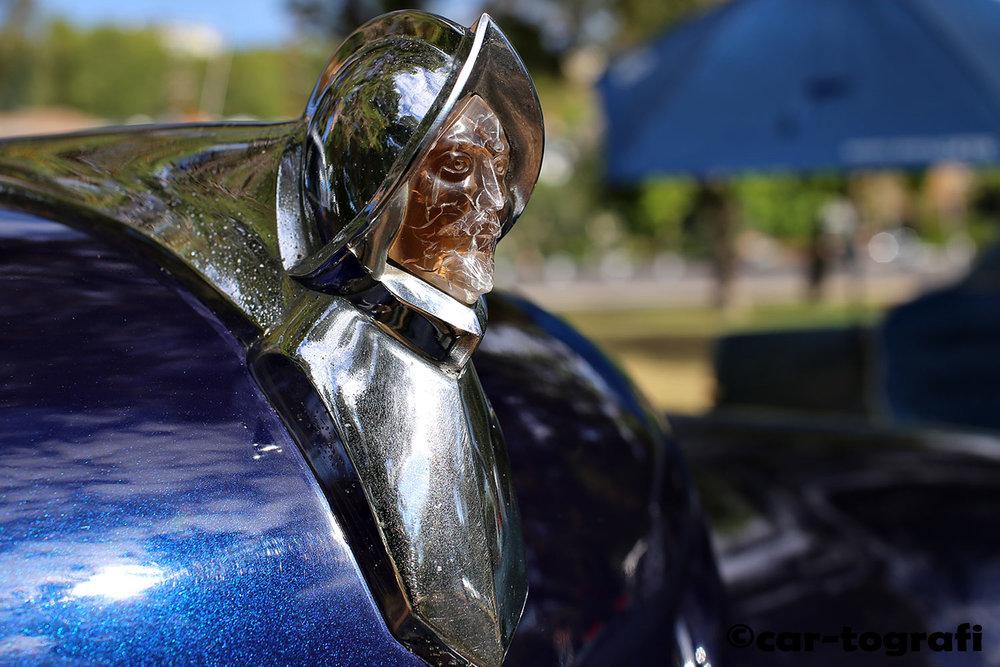 Desoto Hood Mascot Chrysler Hernando de Soto car-tografi