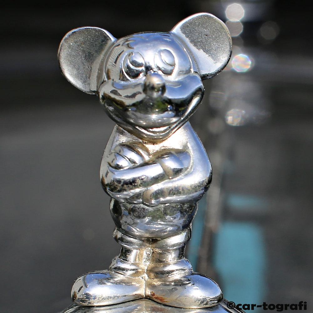 The Mouse car-tografi