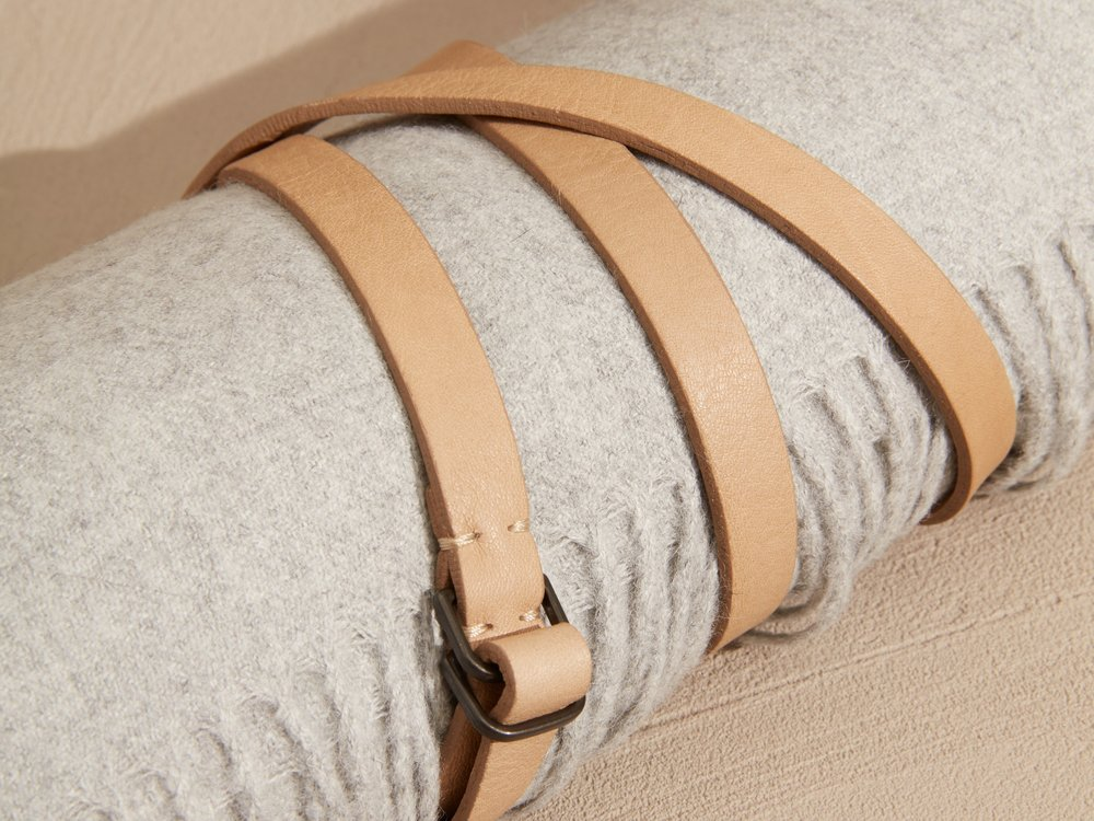 Strapp - In collaboration with Sorensen Leather Denmark