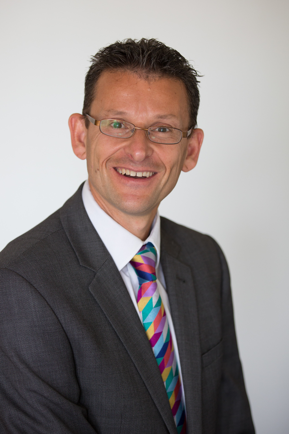 Ivan Lyons Chartered Financial Planner at Investment Solutions