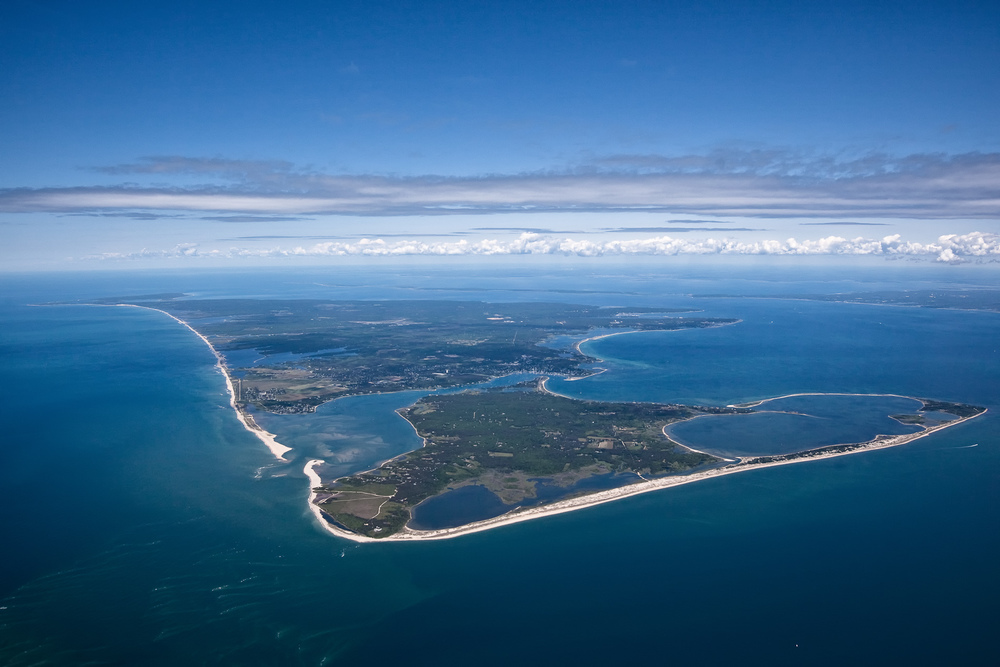 Arial View - Nantucket Island