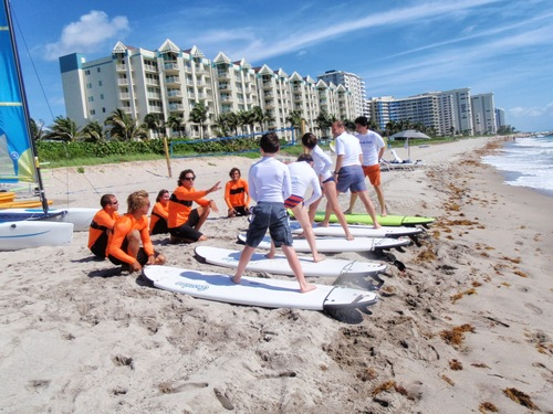 GROUP SURF CLINICS