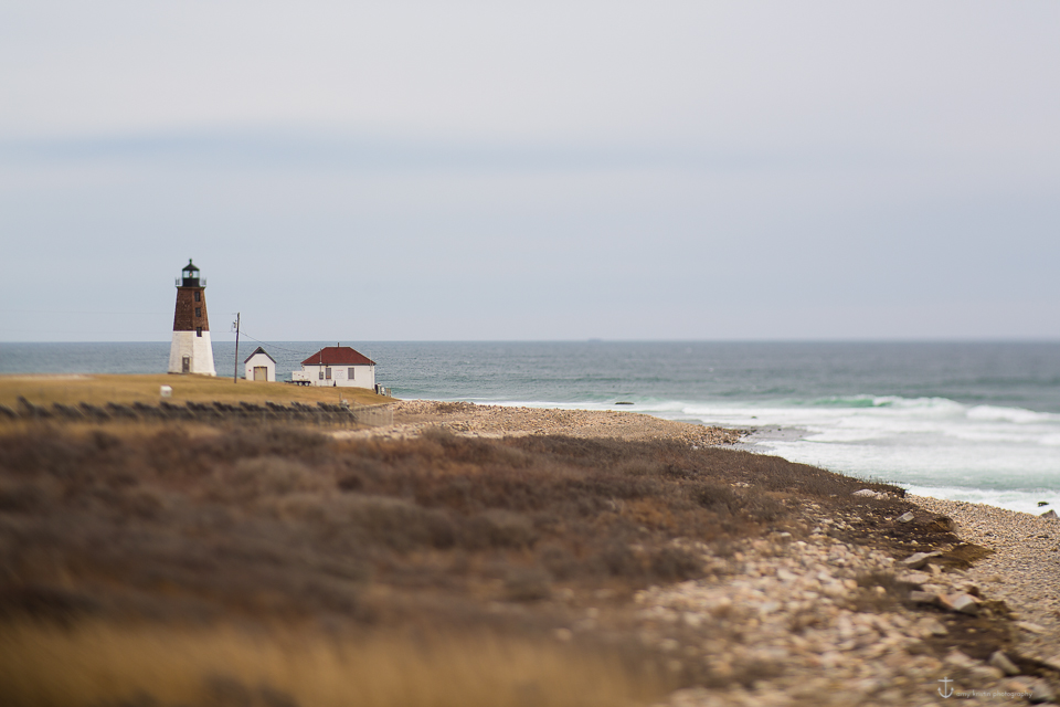 Point Judith Lighthouse Narragansett RI Photographer