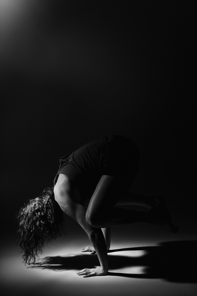 Wakefield RI yoga portrait photography