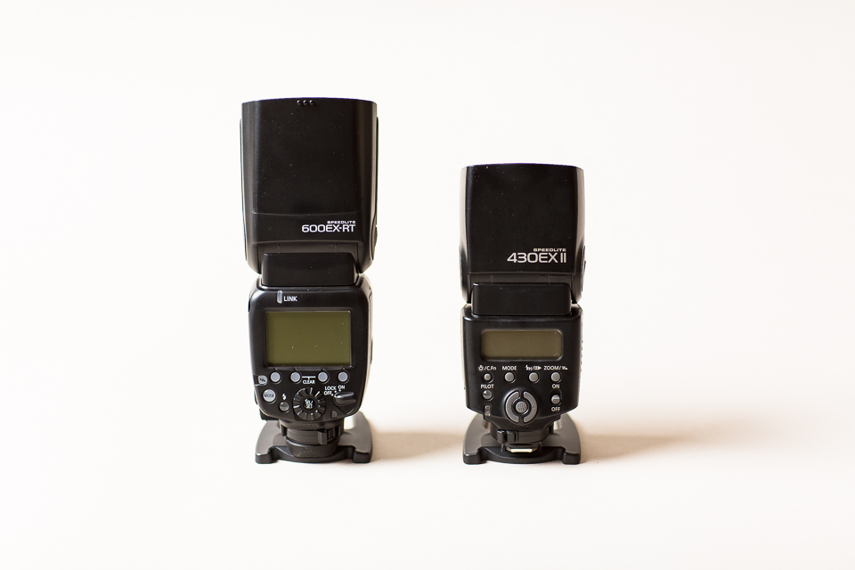 Canon 600 ex-rt and Canon 430ex II used by Amy Kristin Photography, Wakefield RI photographer