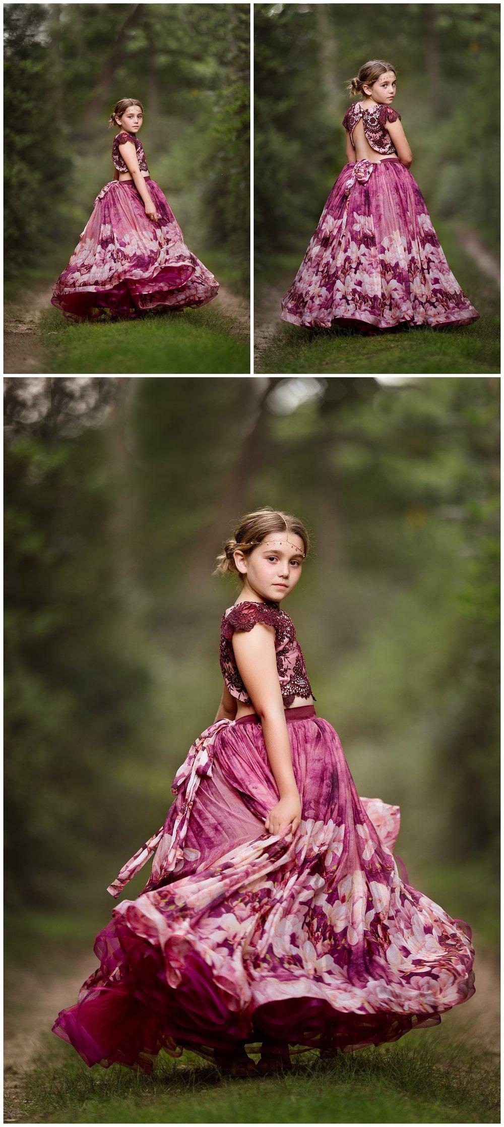The Pink Princess • RI Children\'s Photographer — Amy Kristin Photography