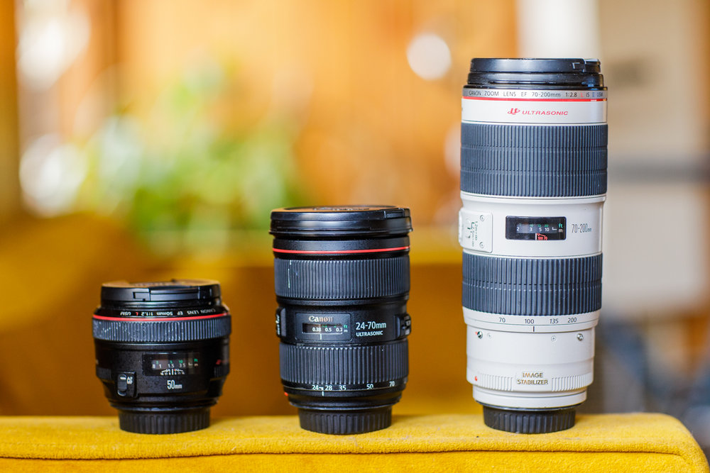 Canon L lenses