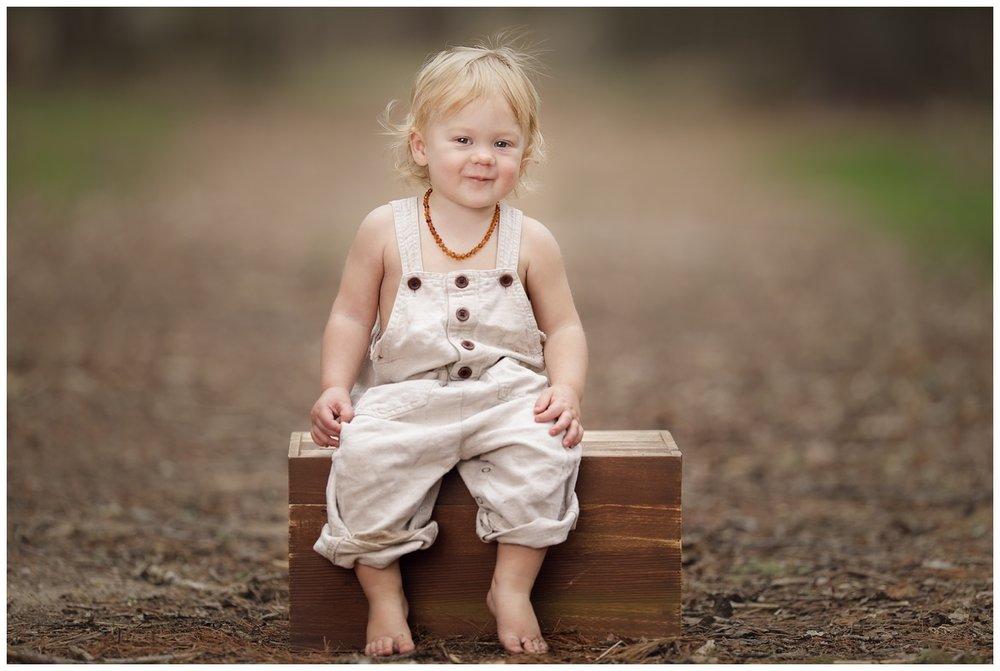 child portrait in Charlestown, RI