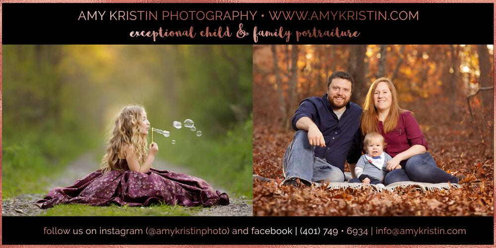 Amy Kristin Photography • RI family photographer