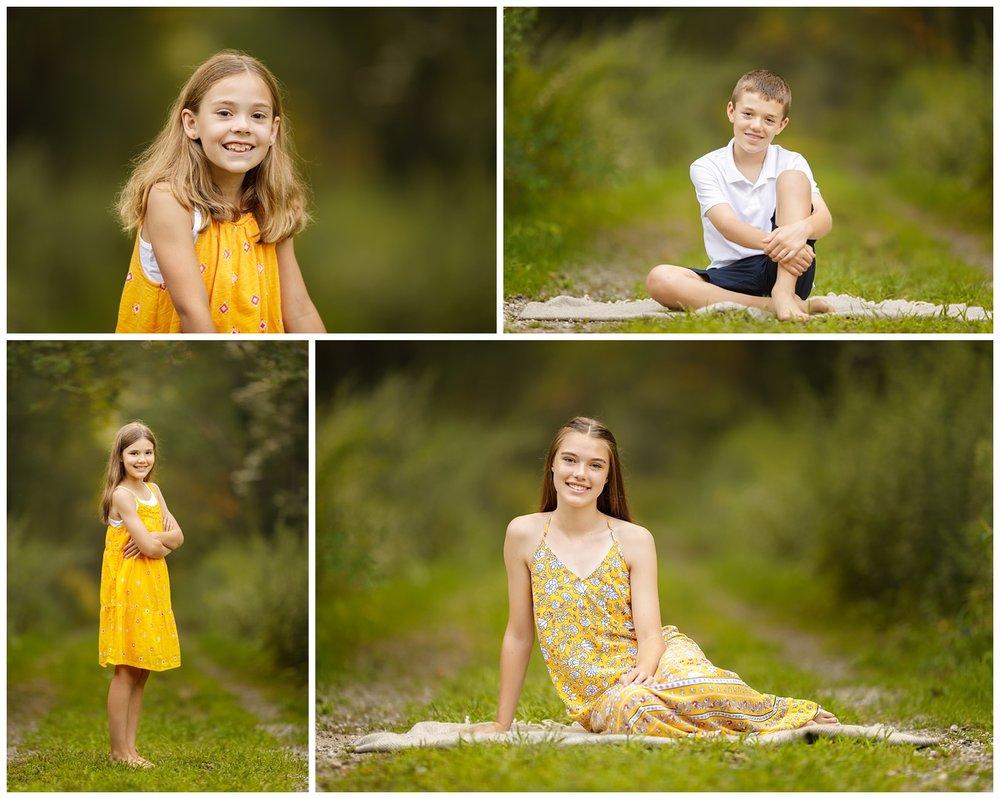 child portraits in Wakefield, RI
