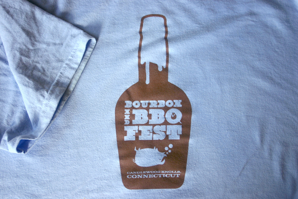 Bourbon & BBQ Fest Logo, Julie Rado