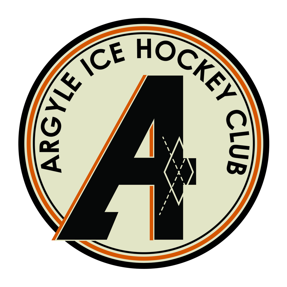 ARGYLE ICE HOCKEY CLUB IDENTITY