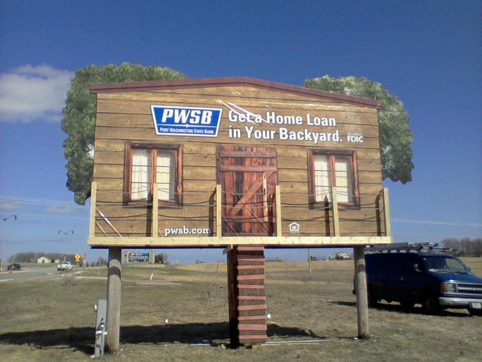 PWSB Billboard