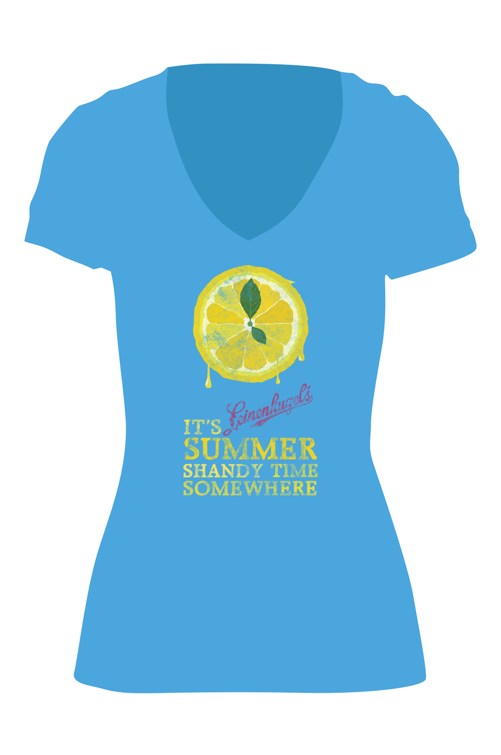 Leinenkugel's Tshirt - Summer Shandy