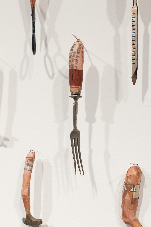Limbs (Detail)