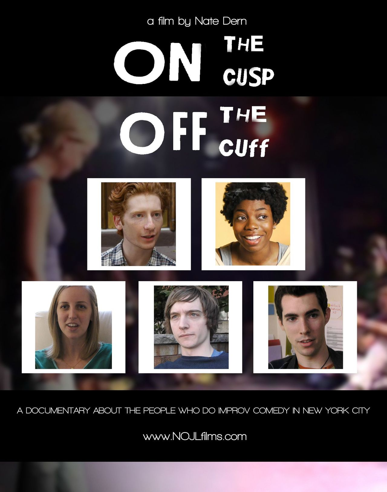 Thanks to everybody who came to the preview/work-in-progress screening of On The Cusp, Off The Cuff at UCBeast tonight! Stay tuned for future opportunities to see the film.  improvdoc: Special preview screening of On The Cusp, Off The Cuff this Wednesday 6/27 at 6pm at UCBeast (Avenue A and 3rd Street) - part of the Del Close Marathon festivities.  Make reservations here.  OTCOTC  is still a work in progress, so if you're in NYC and able to make it I'd appreciate any feedback or thoughts.