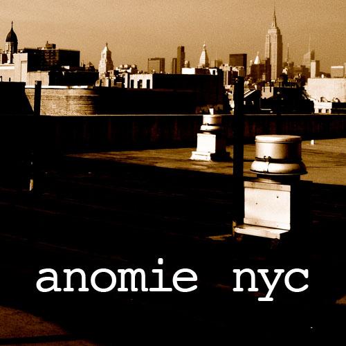anomienyc: un vlog étrange à propos de New York City.