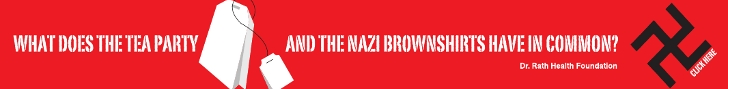 "This NYTimes.com banner ad reads ""WHAT DOES THE TEA PARTY AND THE NAZI BROWNSHIRTS HAVE IN COMMON?""    This is incorrect, no? Shouldn't it be ""WHAT  DO  THE TEA PARTY AND THE NAZI BROWNSHIRTS HAVE IN COMMON?"" or keeping  does  but structuring it slightly differently: ""WHAT DOES THE TEA PARTY HAVE IN COMMON WITH THE NAZI BROWNSHIRTS?""     Banner ad on NYtimes.com. That can't be cheap. Maybe pay a proof reader $5 to look at it first?   Why do I care about this? Why do I think proofreaders only deserve to be paid $5 for their work, work that I evidently value so highly? Why do I care more about the grammar of the ad than its rather inflammatory content? What grammatical errors have I overlooked in my own post that will make me look even more like an asshole than I already do?   The simple answer to all of these questions is this: I am procrastinating doing real work at the moment.    Thank you for your attention.    Good night! (""Born in the USA"" plays as I drop the microphone and jog off stage)."