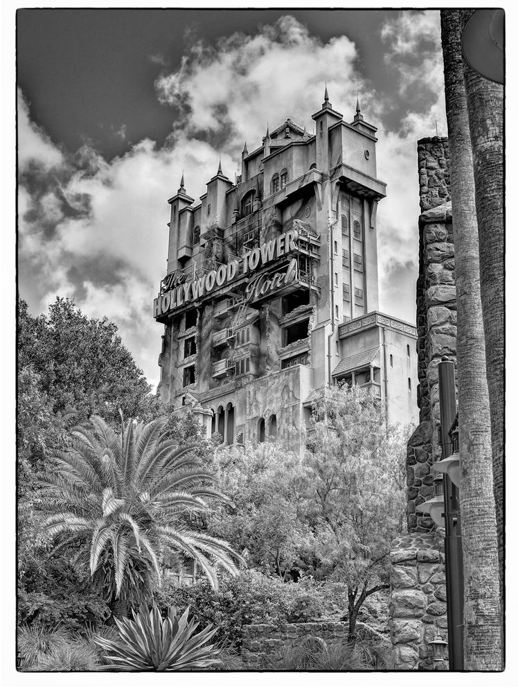 Tower of Terror in Hollywood Studios