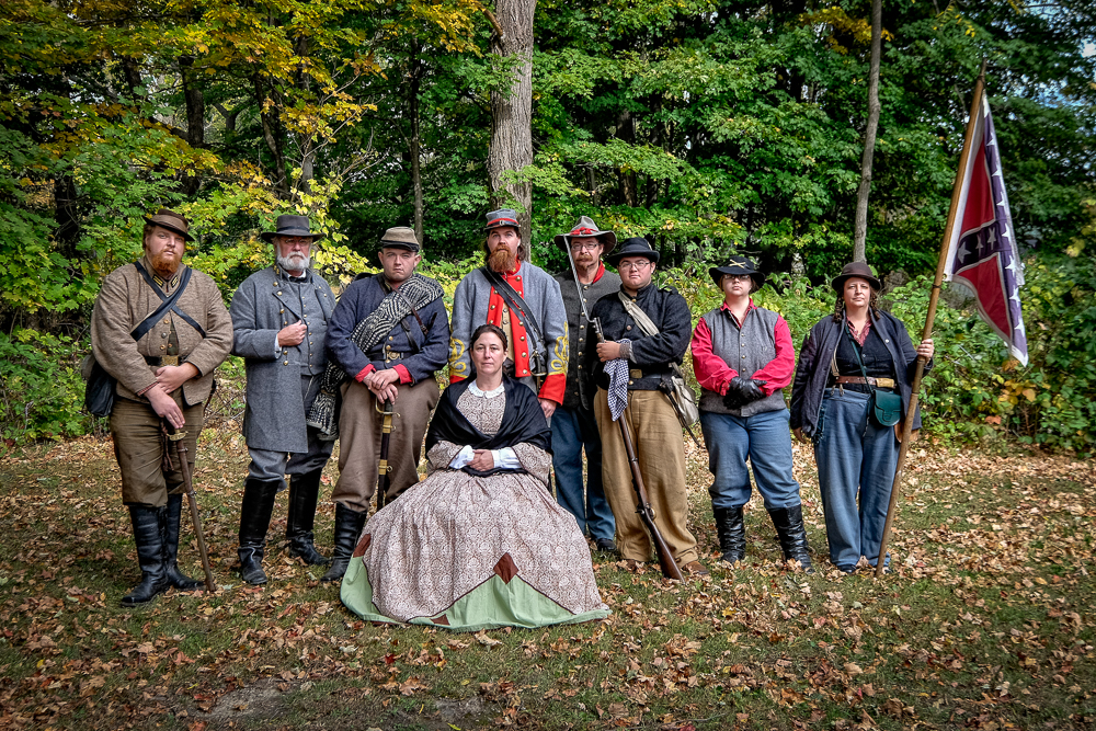 Confederate Artillery Battalion.