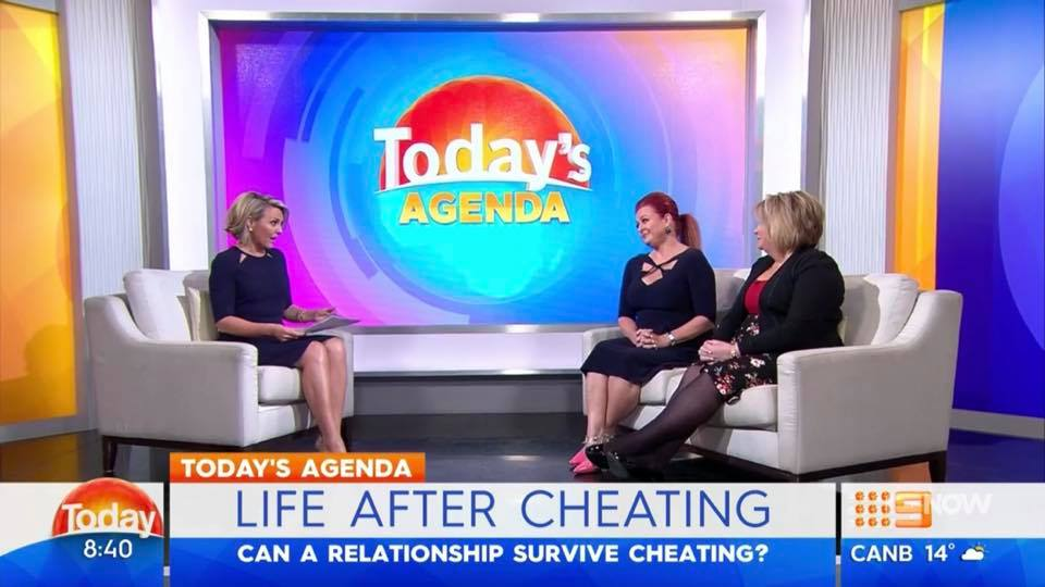 Life after Cheating    Today August 2018  -