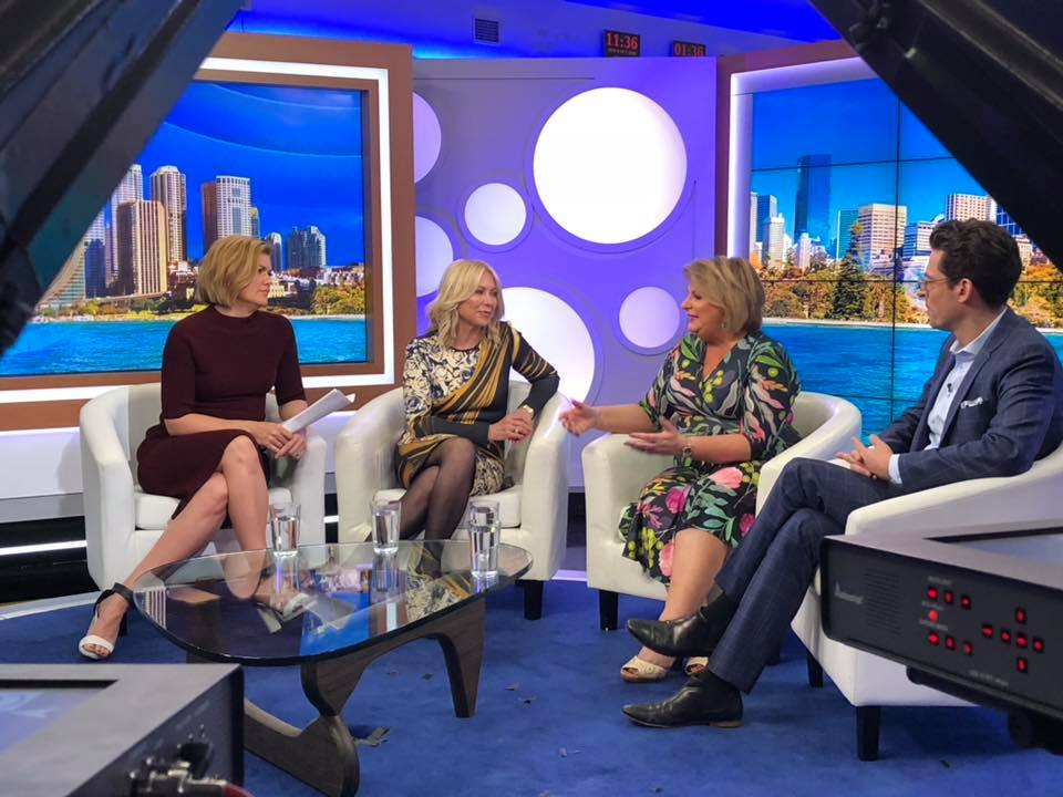 How to manage a mental health issue in your relationship - Studio 10 - 8th October 2018
