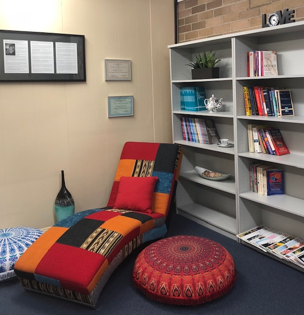 Penrith Rooms Library and Workshop Room -