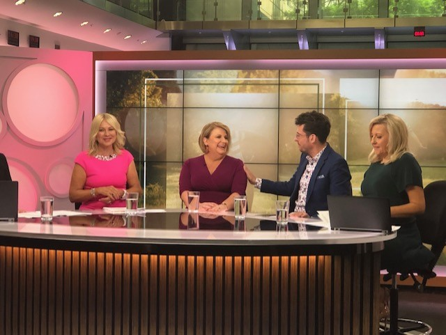 How Couples Can Know They're 'Baby Ready' - Studio 10 - February 2019