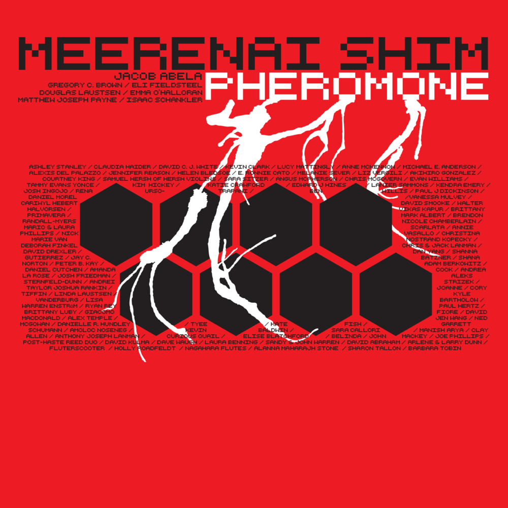 Pheromone album cover