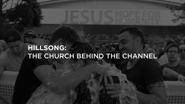 Hillsong | The Church Behind the Channel    On-Set  Camera