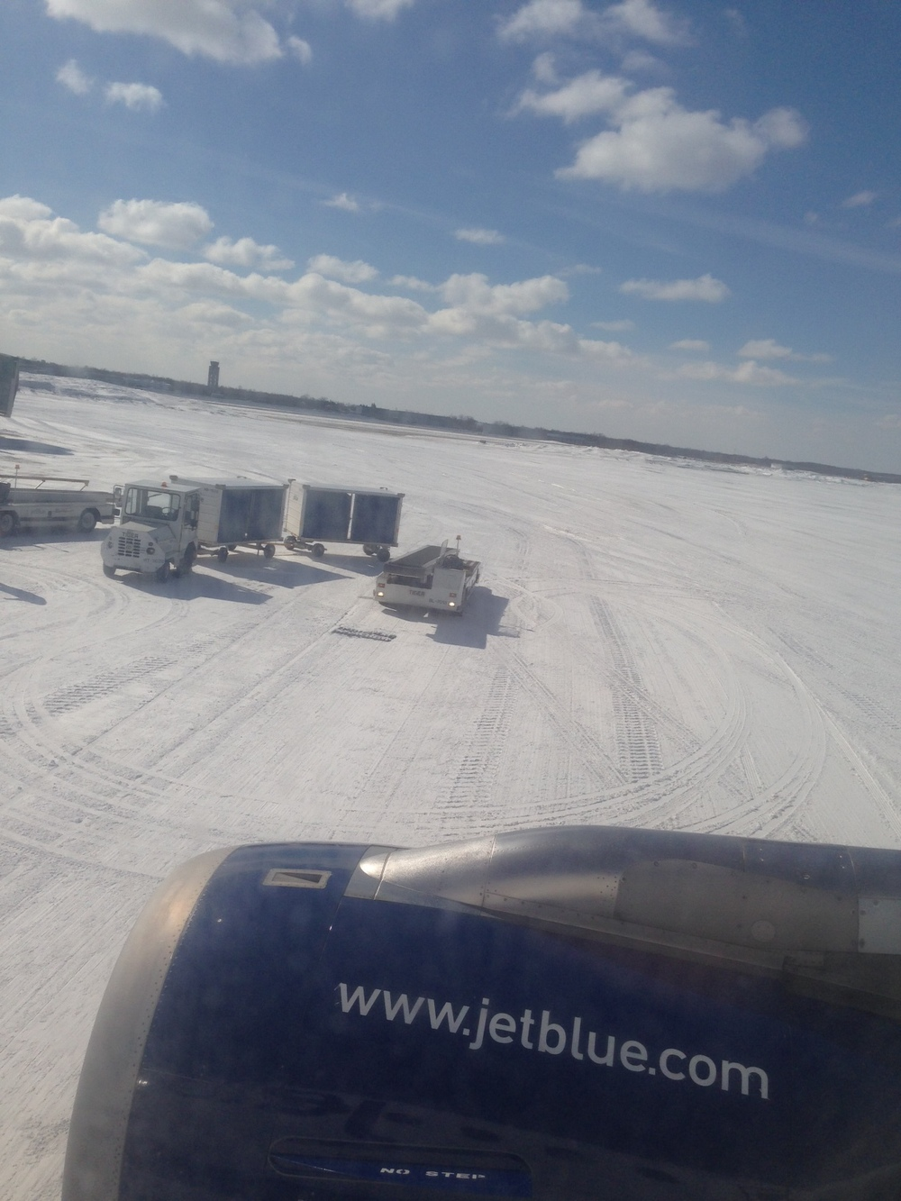 Greater Rochester International Airport on Feb 28th.