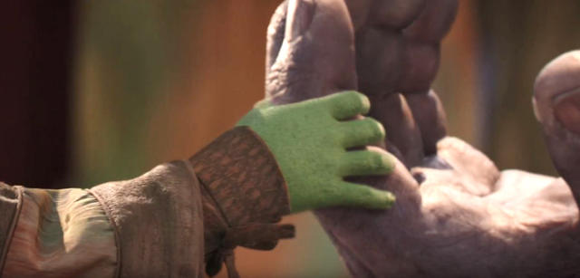 The Infinity War trailer already teased the origin story of Thanos and Gamora