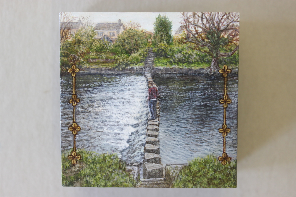 Wharfe Miniature - SOLD