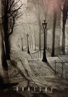 BRASSAI   - What a magical image!