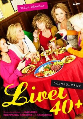 Som en av flera kvinnor skrev Christina ett kapitel i boken Livet 40+.
