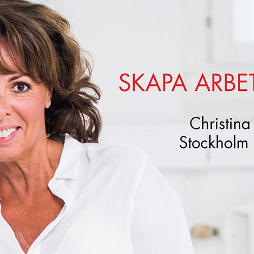 Om arbetsglädje, vardagsglädje och skiten i livet. Stockholm den 10 november.