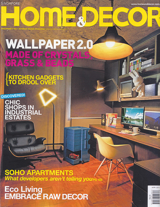 Home & Decor April 2012