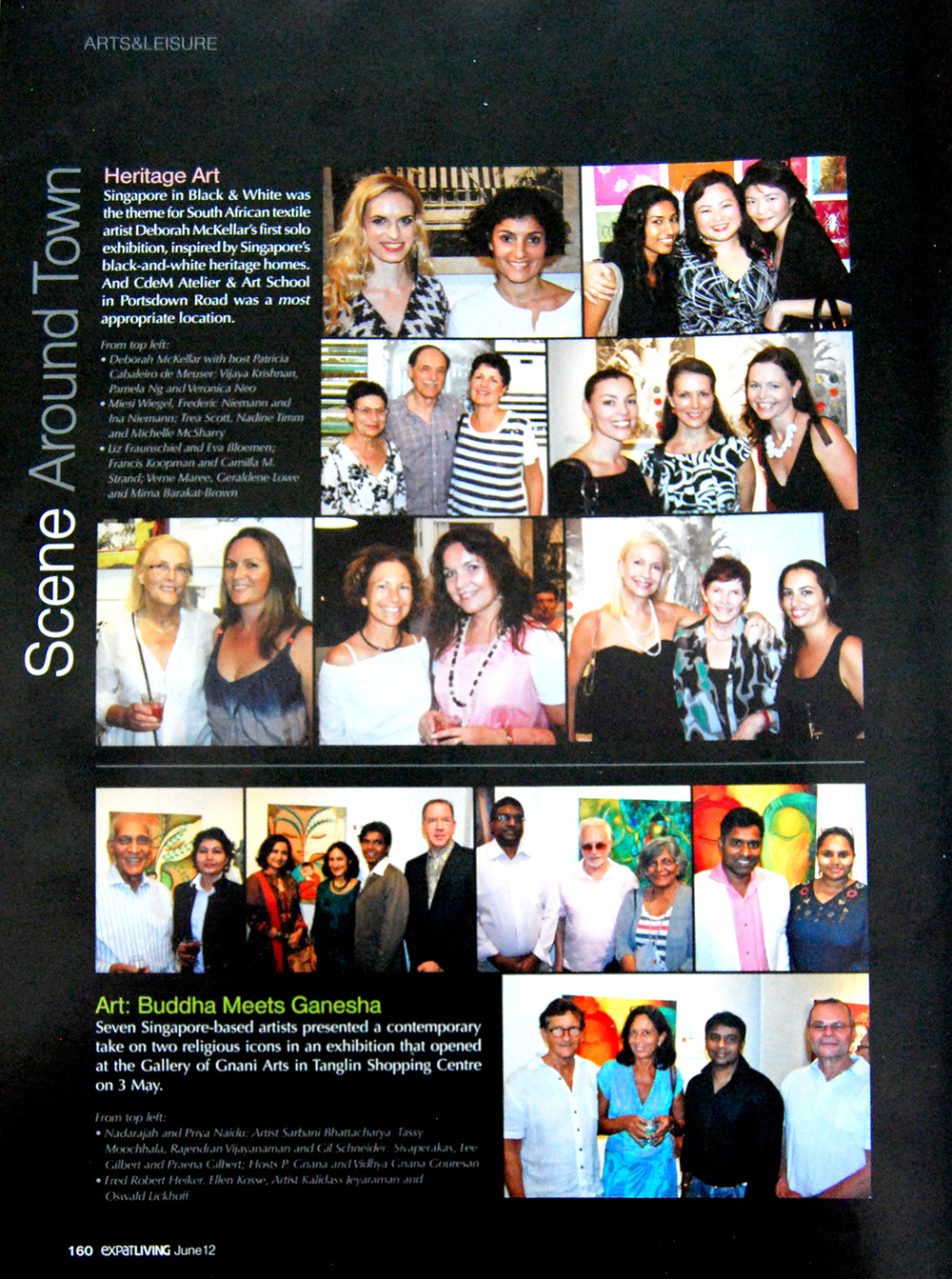 Expat Living June 2012