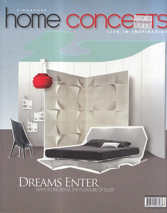 Home Concepts November 2009