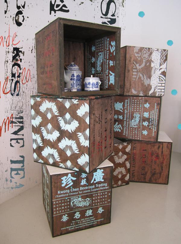 Tea Crates