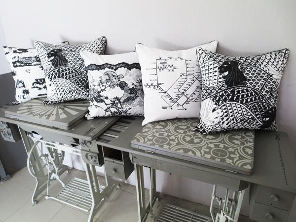 Design: Mixed Black & White