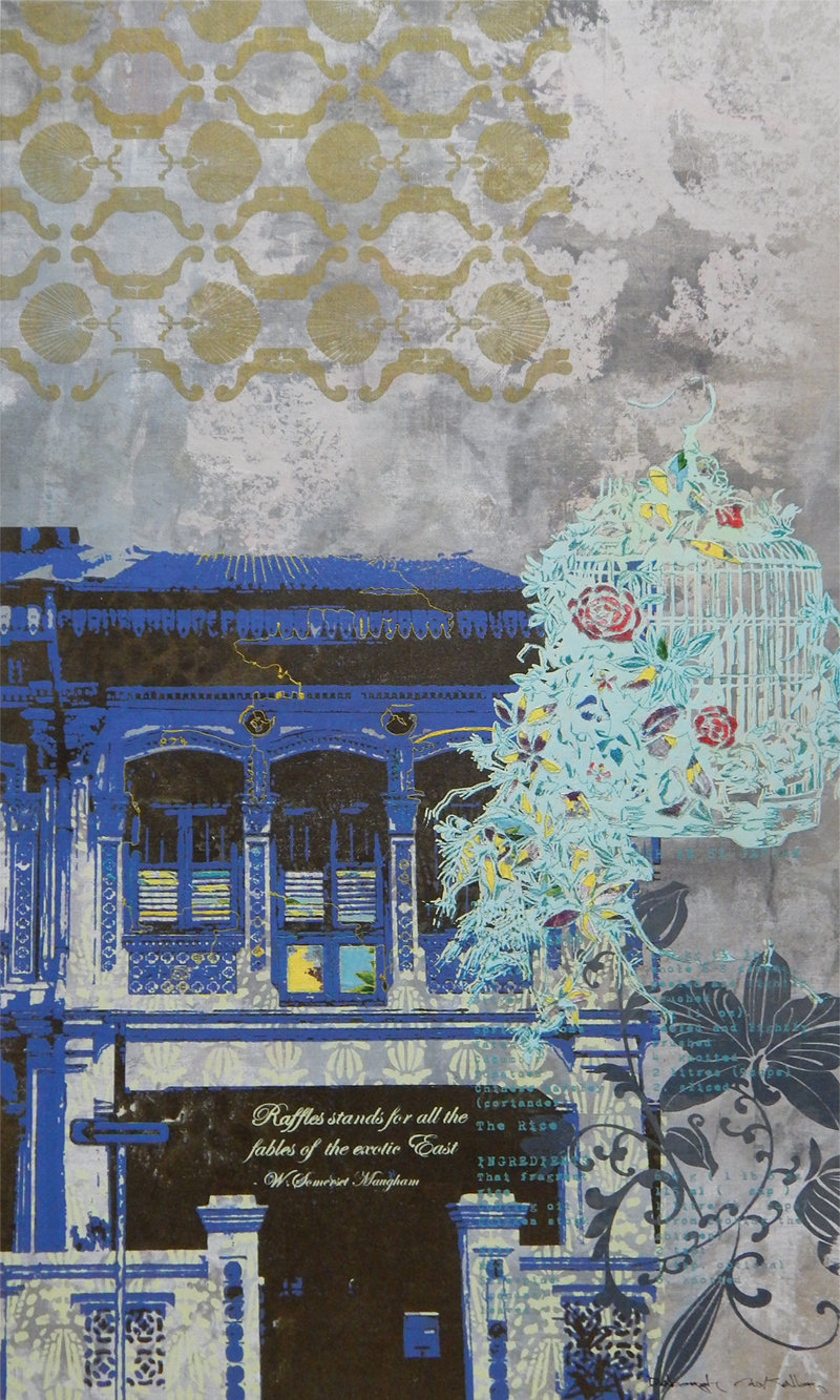 TITLE: Shophouse in the Rose Garden