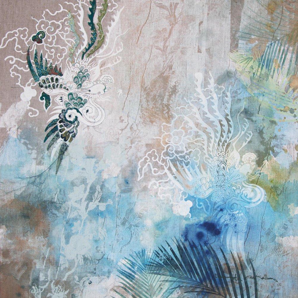 Title: Water Phoenix