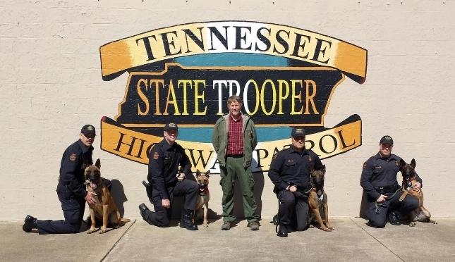 Congratulations Tennessee Highway Patrol Graduates