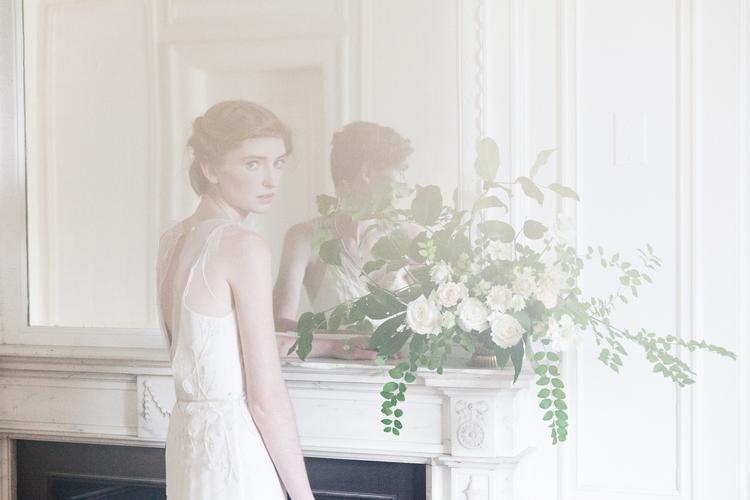 Alexandra Grecco Bridal  Photo: Agnes Thor