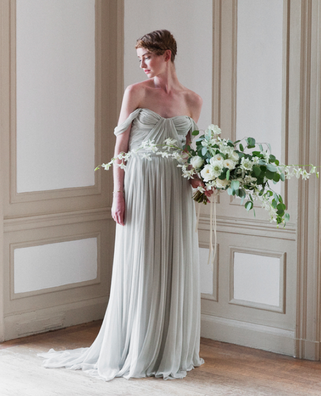 Alexandra Grecco Bridal  Photo: Agnes Thor