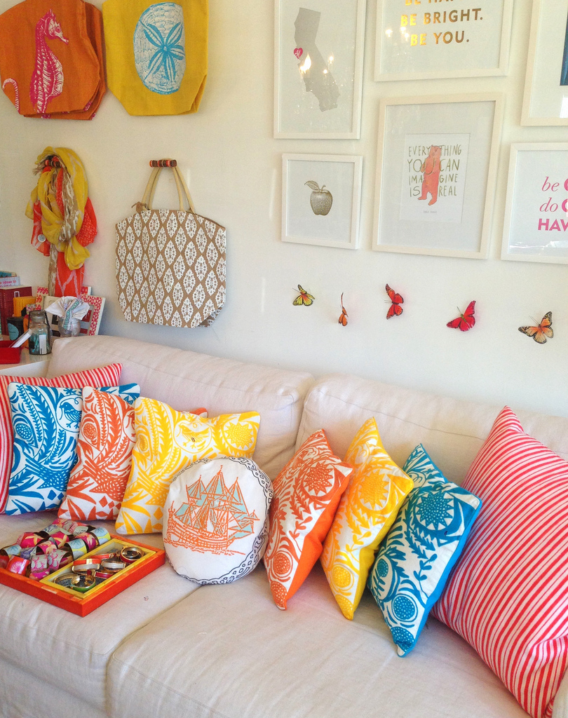 affordable new decor and gifts bring the sunshine home