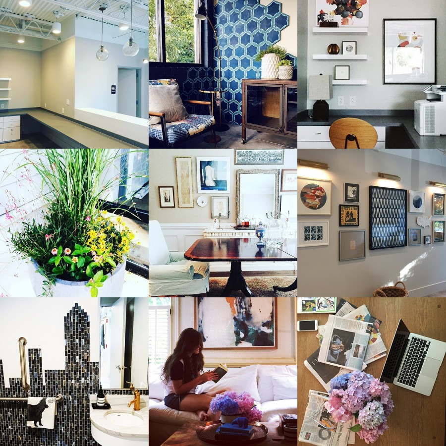 days in the life of the design studio here at home with heart.  we create clever, beautiful residential and commercial spaces. live a pretty life.